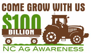 Cover photo for North Carolina Agriculture Awareness Day