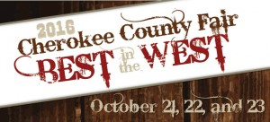 Cover photo for Volunteer to Help at the 2nd Annual Cherokee County Fair