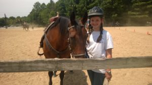Cover photo for West District 4-H 3-Day Horsemanship Clinic