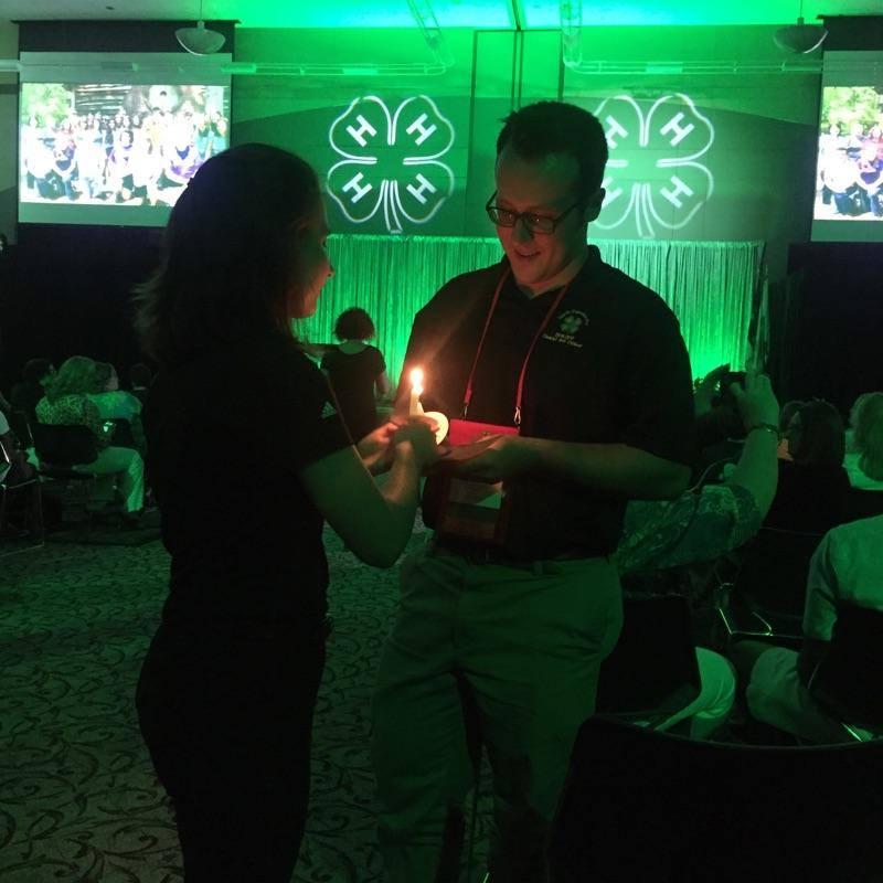 Honor Club ceremony