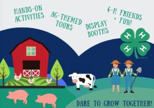 Cover photo for West District 4-H Agricultural Day
