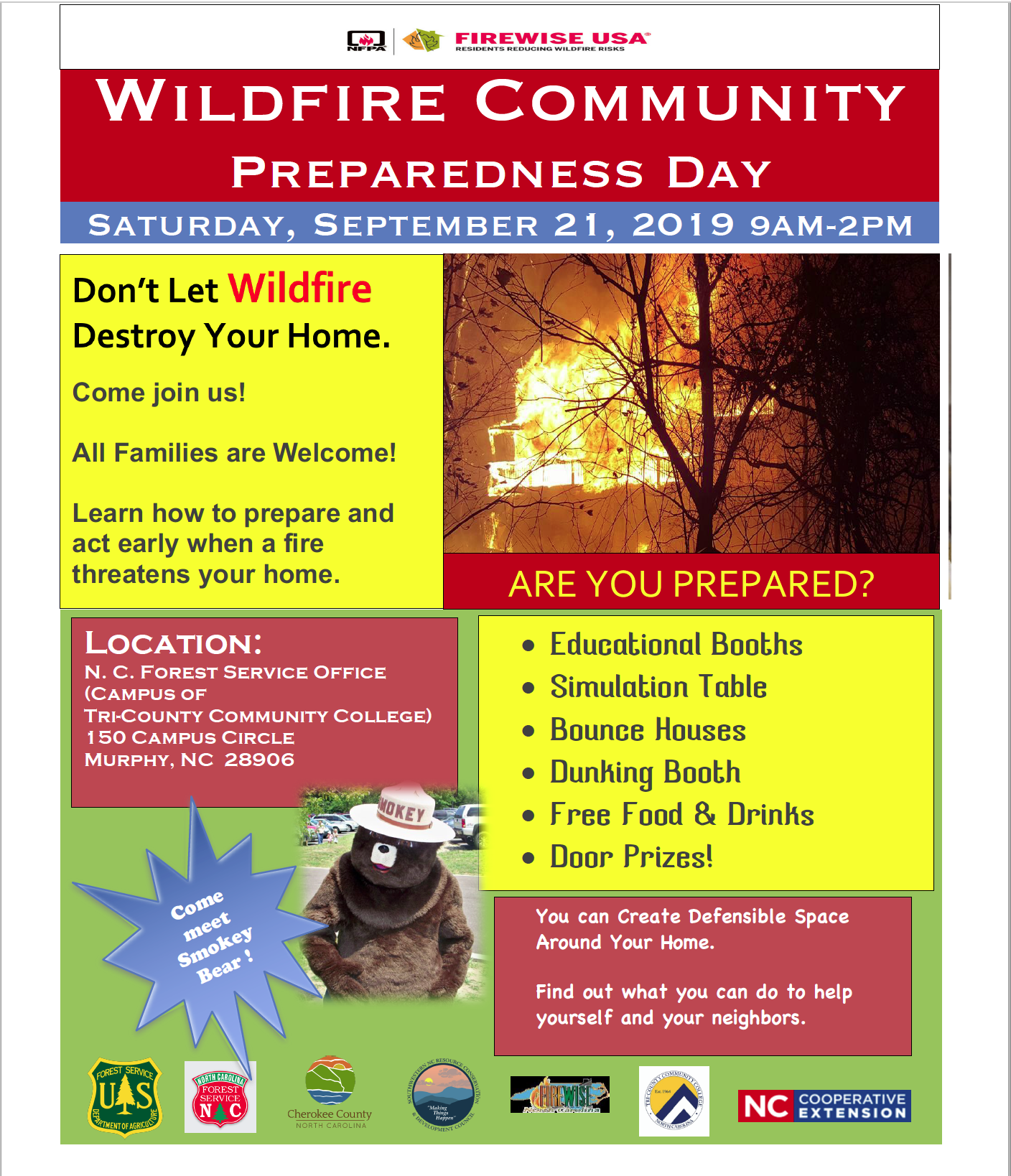 Wildfire Community Preparedness Day