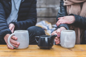Cover photo for Coffee and Conversation