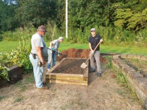 Cover photo for Raised Beds