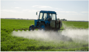 Cover photo for Pesticide Licenses Credit Training