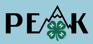 Cover photo for 4-H PEAK Events Are Free & Fun